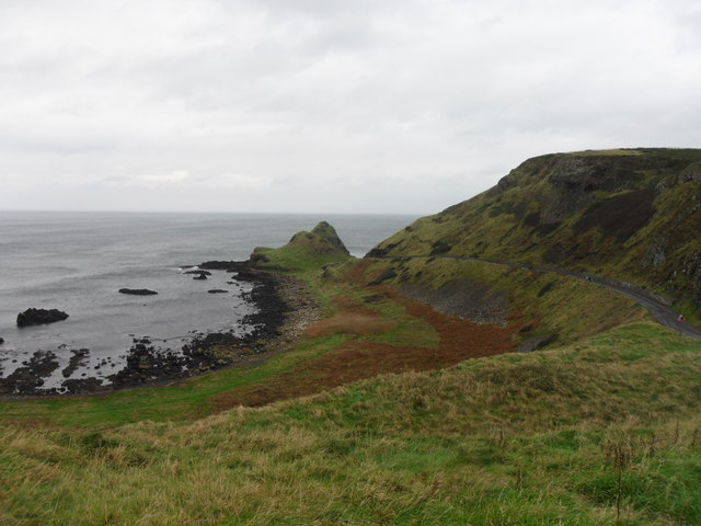Giants Causeway: The Great Stookan
