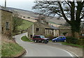 SK1486 : The Edale valley road through Nether Booth by Andrew Hill