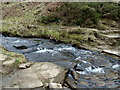SK1587 : Stream, Jaggers Clough by Andrew Hill