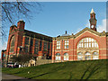 SP0483 : South side of the Aston Webb building, University of Birmingham by Phil Champion