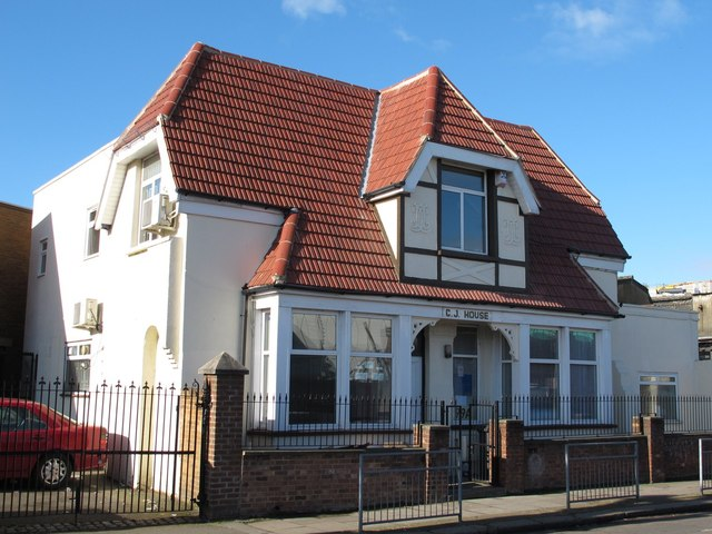 C J House, Cobbold Road, NW10