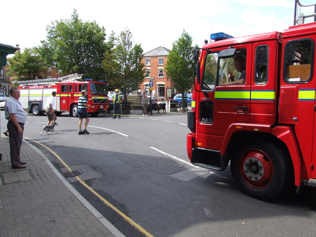 Fire Appliances, Spilsby