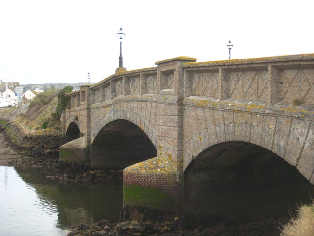 Axmouth Old Bridge