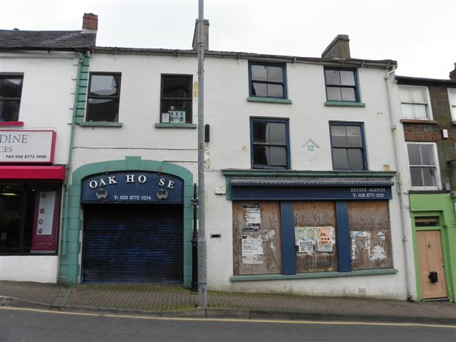 Oak House, Church Street, Dungannon