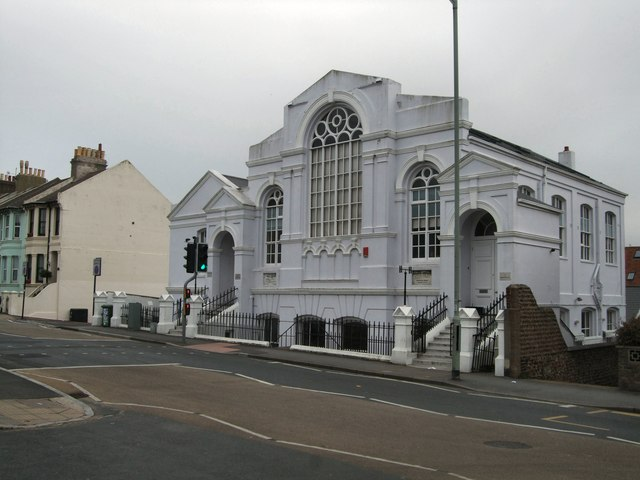 Former Queens Park Road Methodist Church