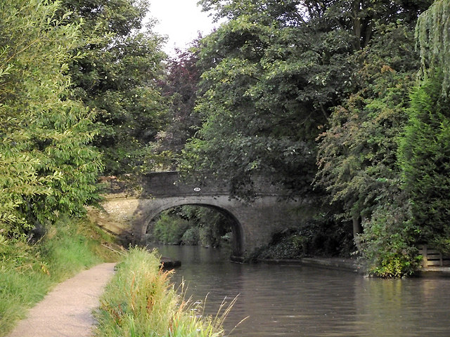 Bridge No 28 in Middlewich, Cheshire