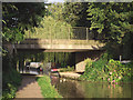 SJ7065 : Long Lane Bridge in Middlewich, Cheshire by Roger  Kidd