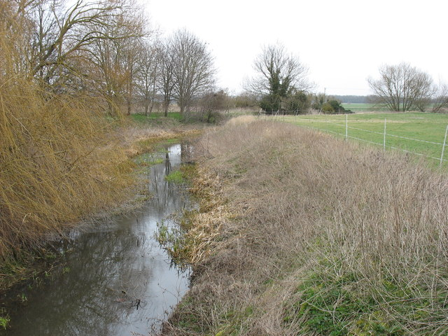 The River Cam at Malton Farm
