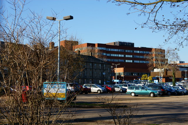 St.George's Hospital, Tooting