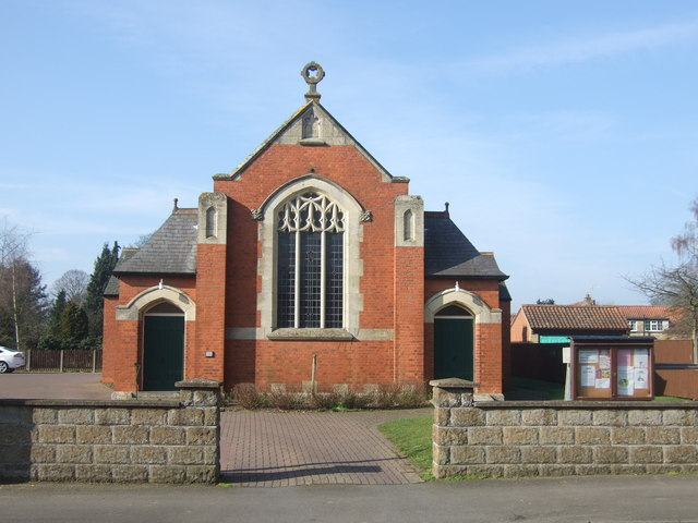 Navenby Methodist Church