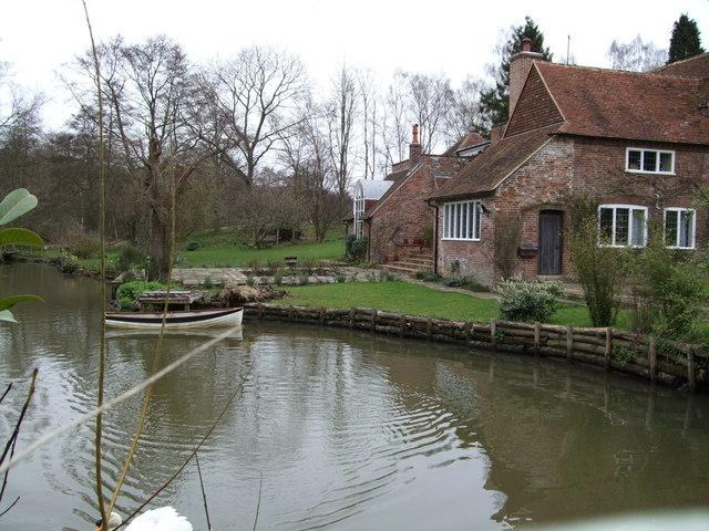 Tickerage Mill, Blackboys, East  Sussex