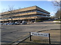 SP8539 : Civic Offices, Milton Keynes by Steven Haslington