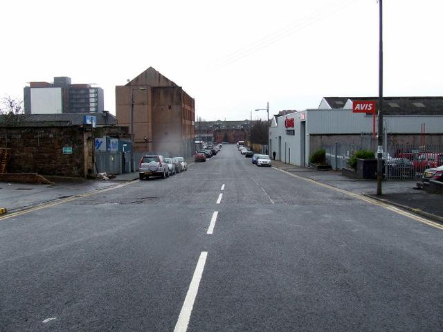 Lancefield Street