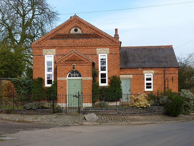 Former Methodist Church, Grimston