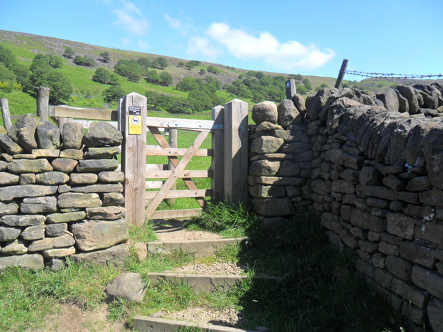 Gate to Bleaklow