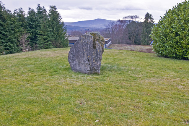 Standing stone, Gallow Hillock