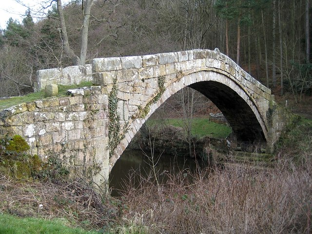 Beggar's Bridge, off the Glaisdale to Egton Road (1)