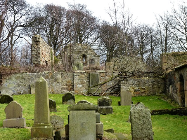 Rosyth old church