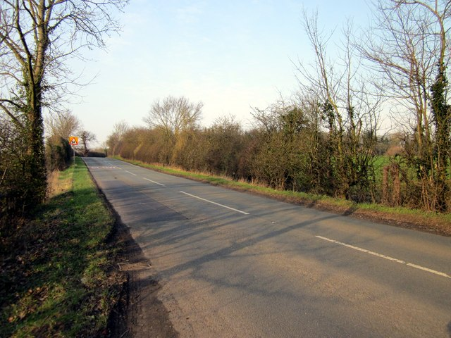 The B5130 (Chester Road)