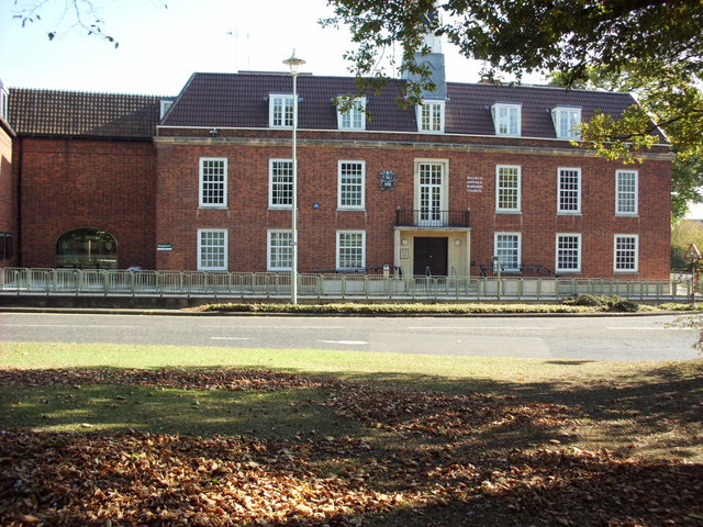 Council Offices, WGC