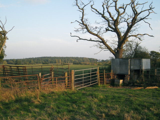 Gate, tanks and ad hoc fences
