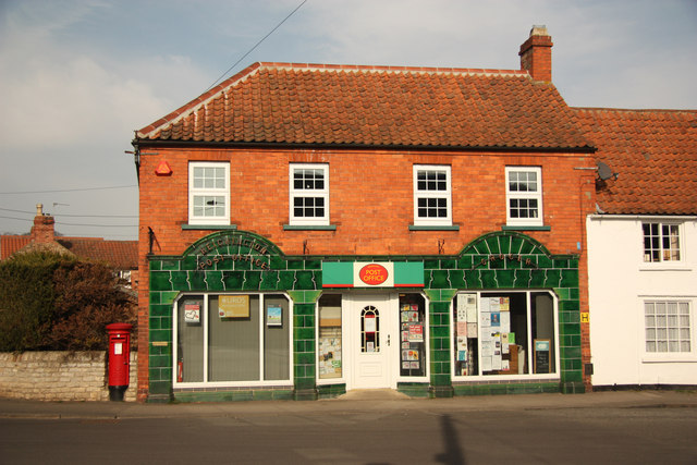 Heighington Post Office