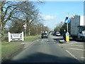 TQ0387 : Denham Green village sign by Colin Pyle