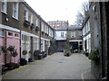 TQ2578 : Farnell Mews, Earls Court by PAUL FARMER