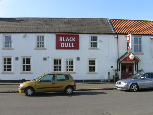 Black Bull, Shotton