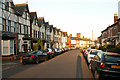SP0384 : Station Road, Harborne by Phil Champion