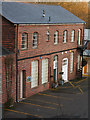 SP0385 : Offices at Weekin Works, 112-116  Park Hill Road, Harborne by Phil Champion
