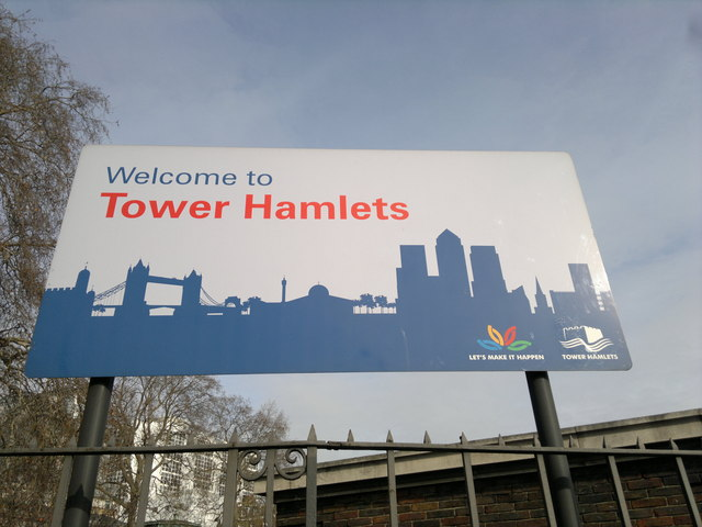 Welcome to Tower Hamlets