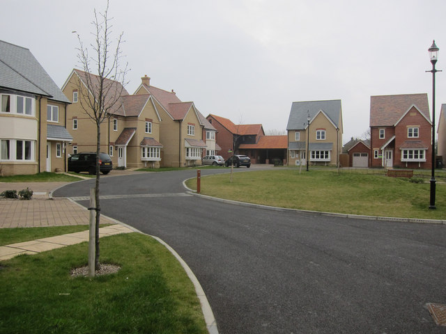 New housing, Over