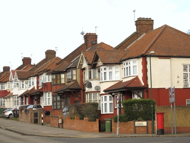 Dudden Hill Lane / Lennox Gardens, NW10