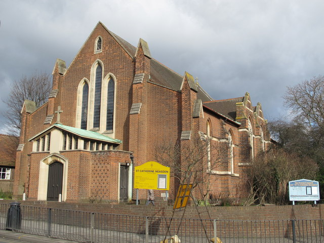 St. Catherine's Church, Dudden Hill Lane, NW10