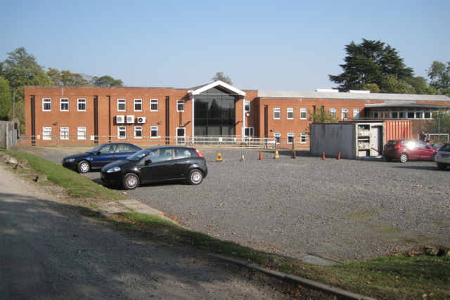Henley-in-Arden Centre and Car park 4