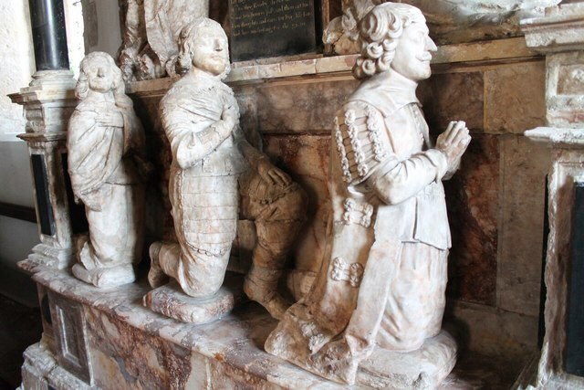 Three sons of Francis Williamson, Walkeringham church