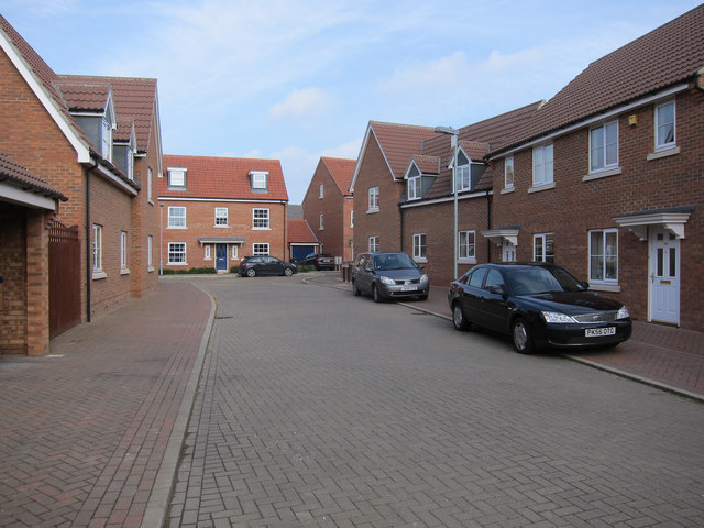 Sheepwash Way, Longstanton