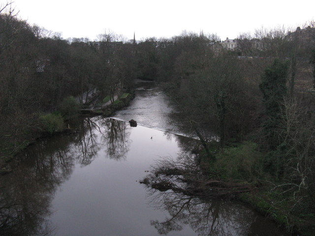The River Kelvin