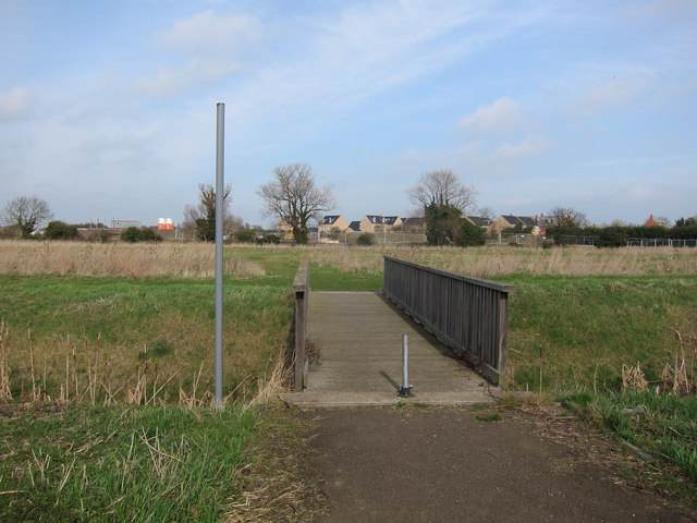 Open area in Longstanton