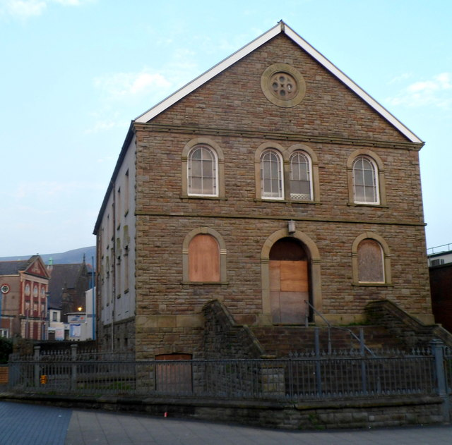 Former Bethany Presbyterian Church, Port Talbot