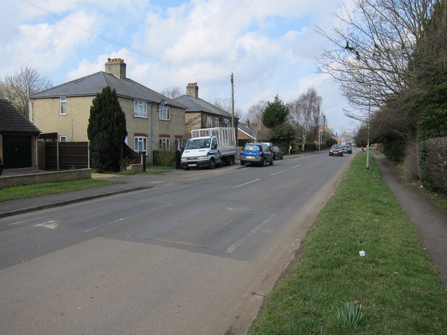 Old houses, Longstanton
