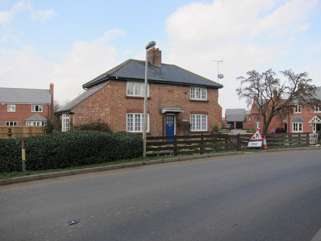 Old Farm, Longstanton