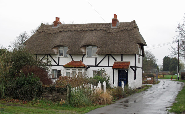 Thatched Cottage, Vicarage Lane