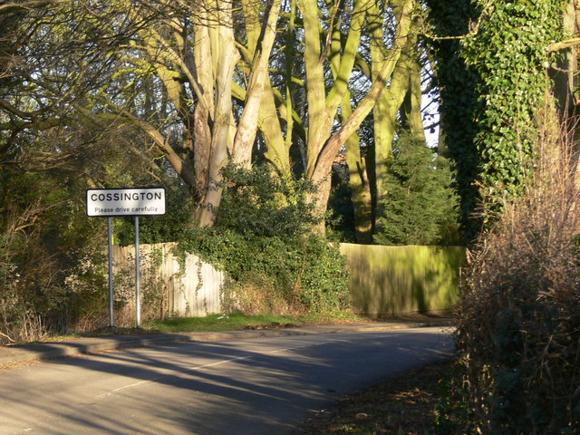Platt Lane in Cossington