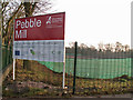 SP0683 : Former site of BBC Birmingham studios, Pebble Mill Road by Phil Champion