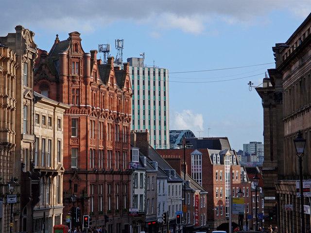 Dean Street Newcastle Upon Tyne 169 Wfmillar Cc By Sa 2 0