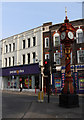 TQ2183 : Jubilee Clock, Harlesden by Martin Addison