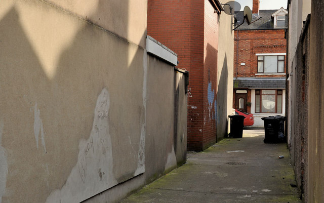 Back entry, Belfast (8)