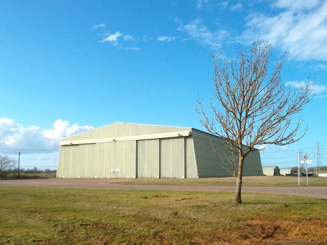 Old Hangar, Culham Airfield